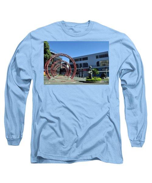 Plaza De Artes Long Sleeve T-Shirt