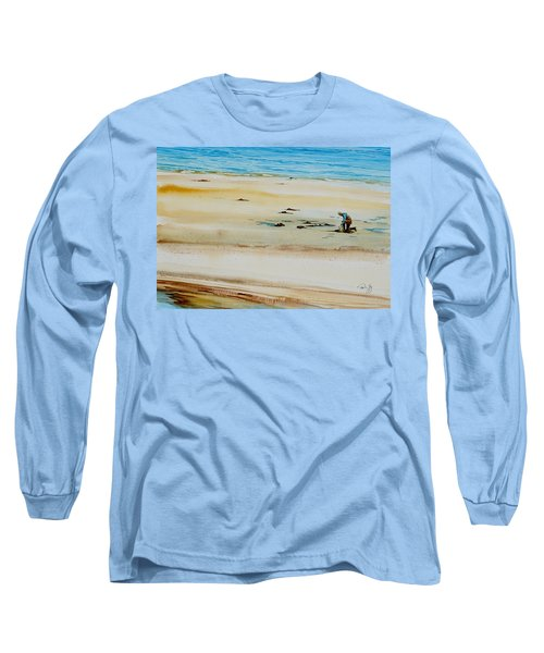 Pleasant Bay Clammer Long Sleeve T-Shirt