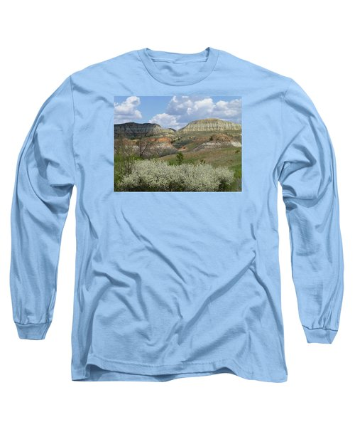 Plum Thicket Near The Burning Coal Vein Long Sleeve T-Shirt