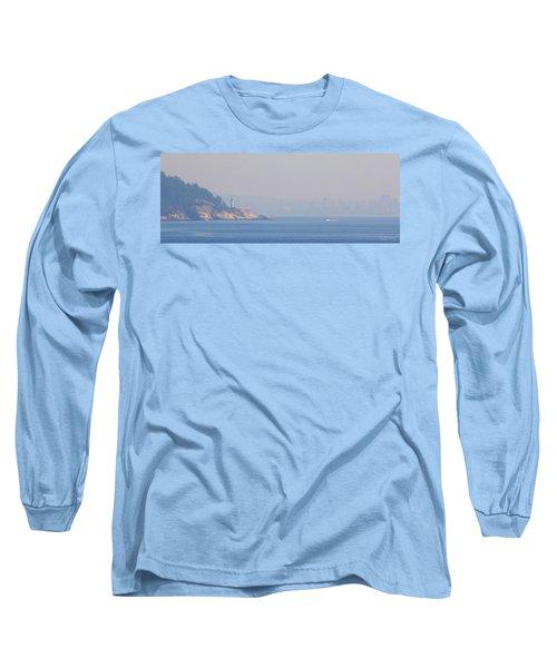 Point Atkinson Haze Long Sleeve T-Shirt