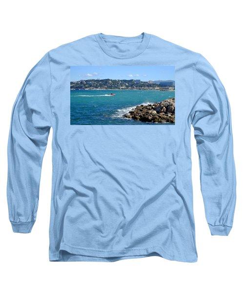 La Pointe Rouge Marseille Long Sleeve T-Shirt