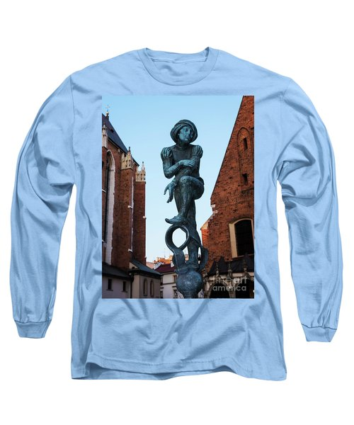 Polish Sprite Long Sleeve T-Shirt