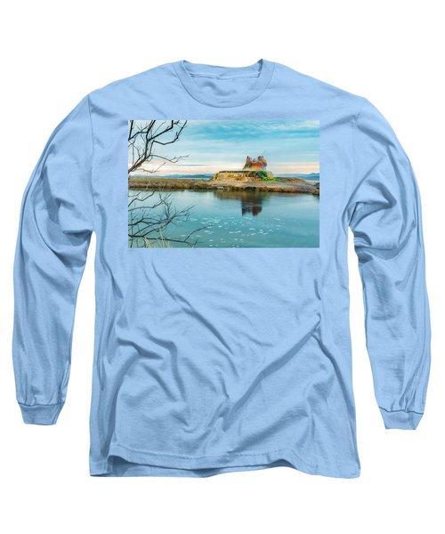 Pond And Geyser Long Sleeve T-Shirt