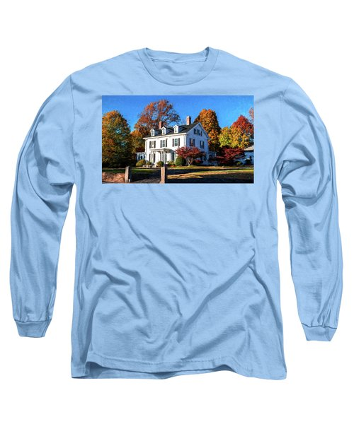 Pond Street Life In Jp Long Sleeve T-Shirt