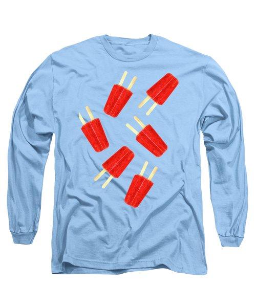 Popsicle T-shirt Long Sleeve T-Shirt