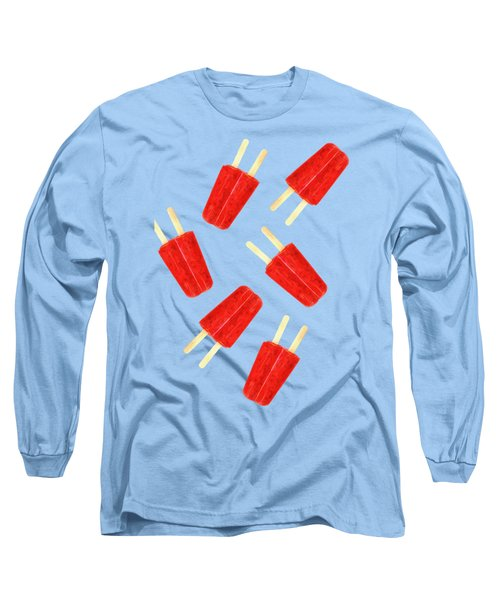 Popsicle T-shirt Long Sleeve T-Shirt