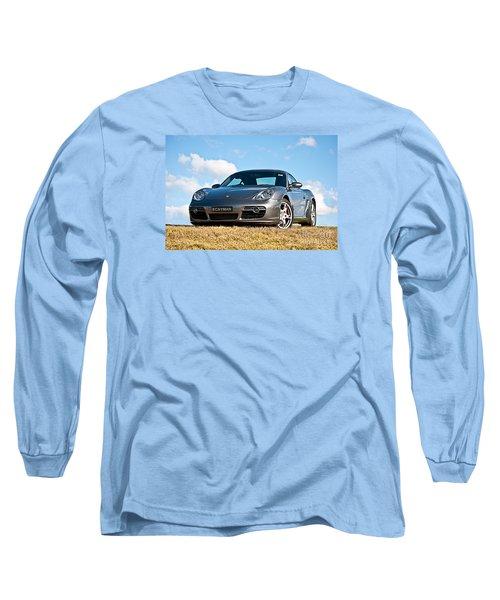 Porsche Cayman Long Sleeve T-Shirt