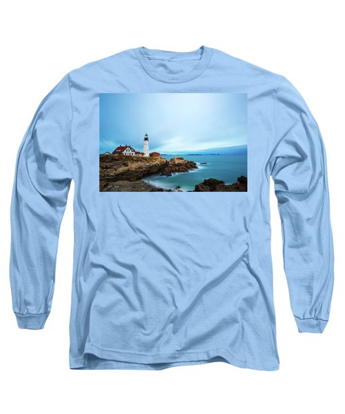 Portland Head Light 1 Long Sleeve T-Shirt