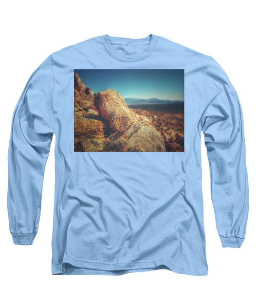 Position Long Sleeve T-Shirt