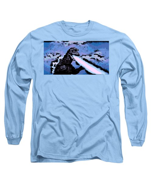Power Blast Long Sleeve T-Shirt by George Pedro