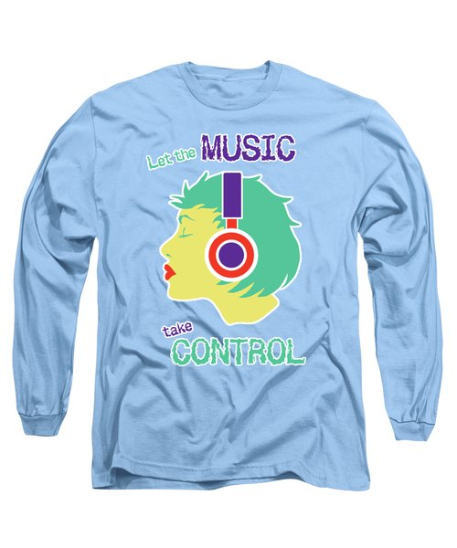 Power Of Music Long Sleeve T-Shirt