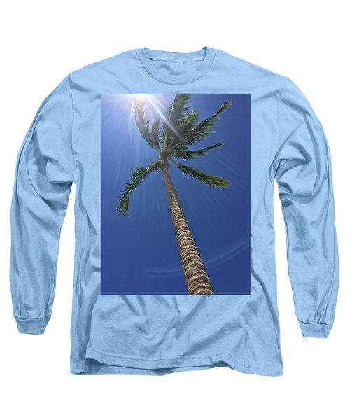 Powerful Palm Long Sleeve T-Shirt