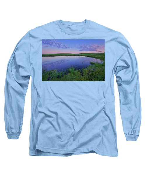 Prairie Reflections Long Sleeve T-Shirt