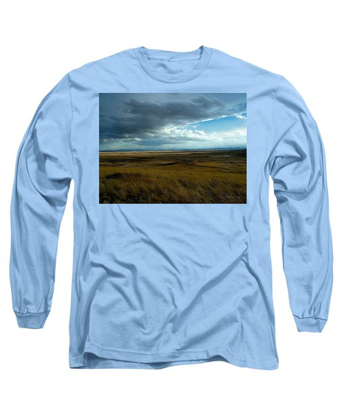 Prairie Storm Long Sleeve T-Shirt