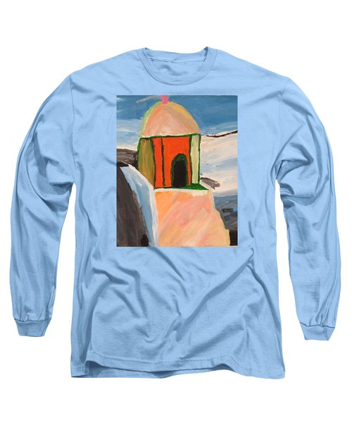 Prayer Hut Long Sleeve T-Shirt