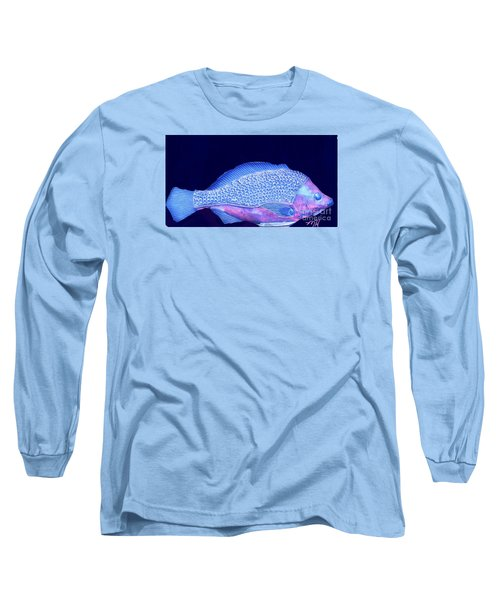 Pretty Fishy Long Sleeve T-Shirt