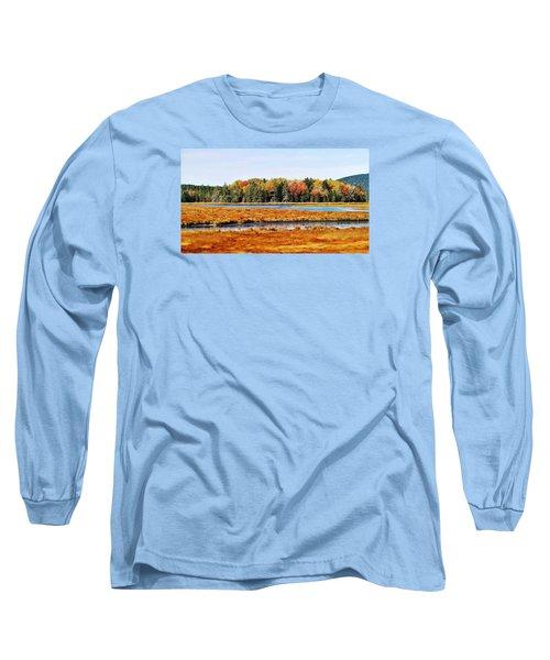 Pretty Marsh 2 Long Sleeve T-Shirt