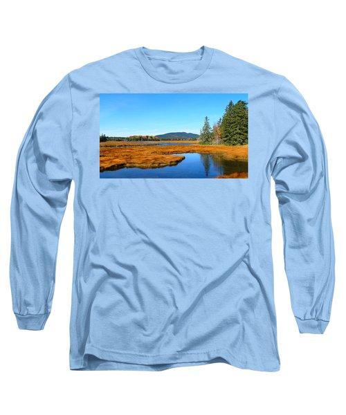 Pretty Marsh Long Sleeve T-Shirt