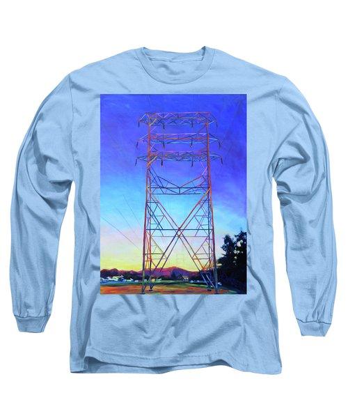 Prima Donna Long Sleeve T-Shirt by Bonnie Lambert