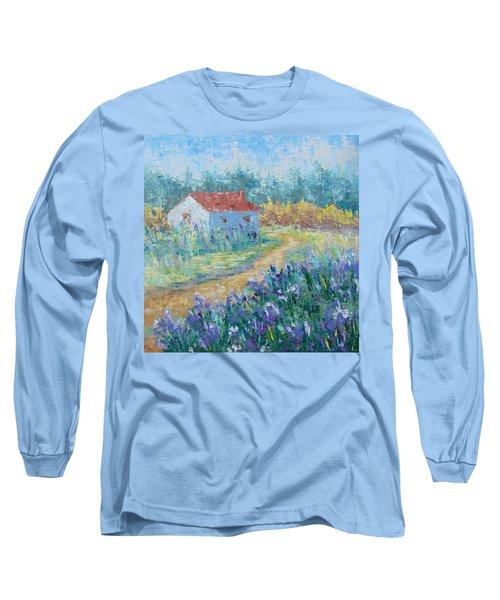 Promenade In Provence Long Sleeve T-Shirt