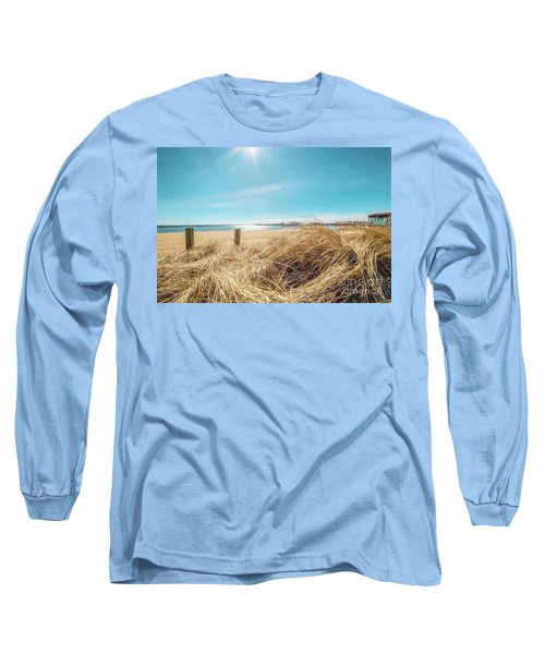 Provincetown Harbor Long Sleeve T-Shirt