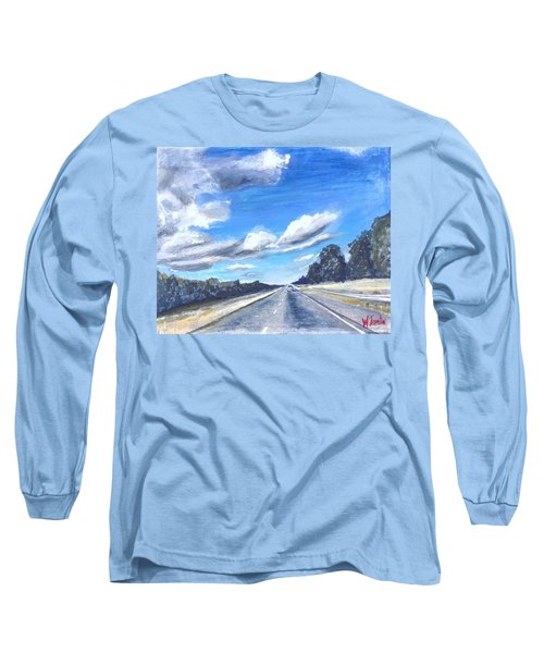 Psalms 119 35 Long Sleeve T-Shirt