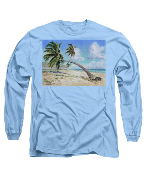 Punta Cana - Sea Beach 13 Long Sleeve T-Shirt