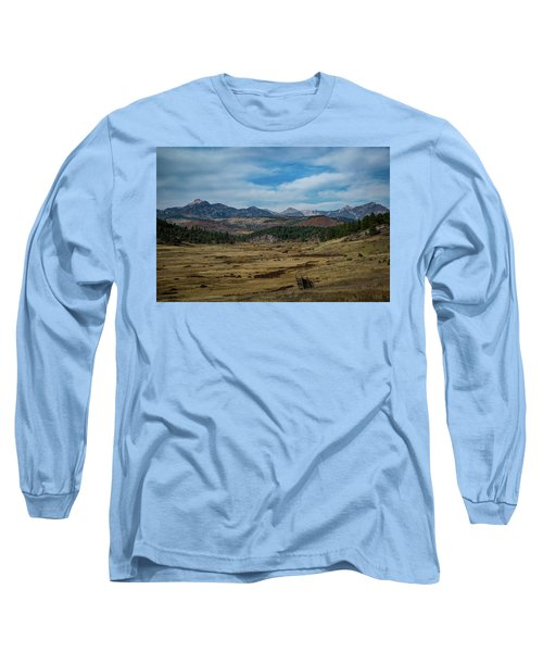 Pure Isolation Long Sleeve T-Shirt