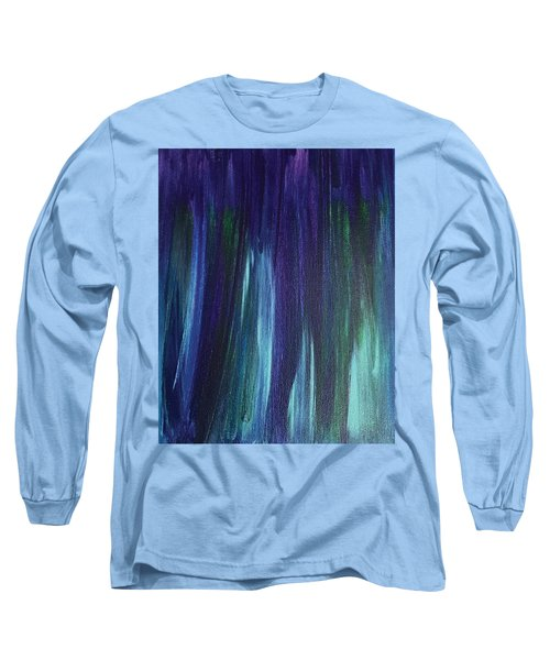 Purple Rain Long Sleeve T-Shirt