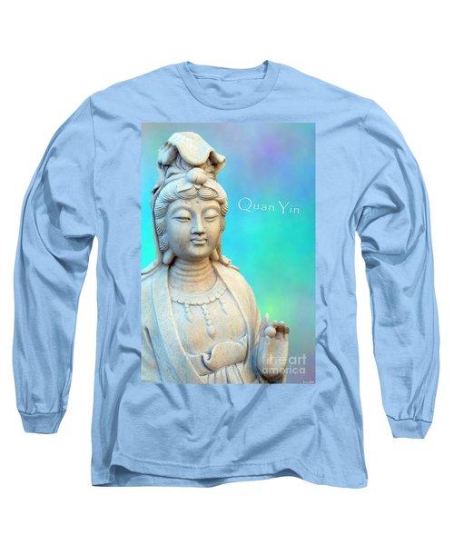 Quan Yin Sedona Long Sleeve T-Shirt