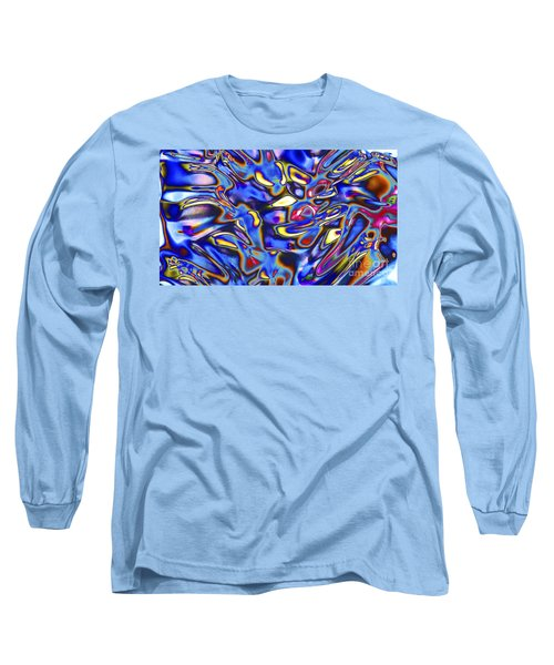Quantum Entangled Soul... Long Sleeve T-Shirt