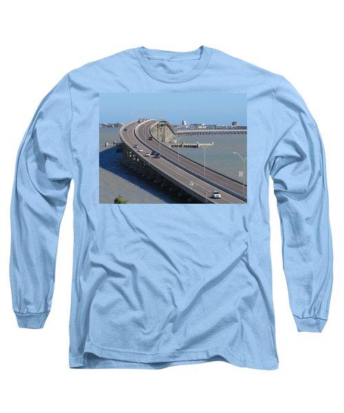 Queen Isabella Causeway Long Sleeve T-Shirt