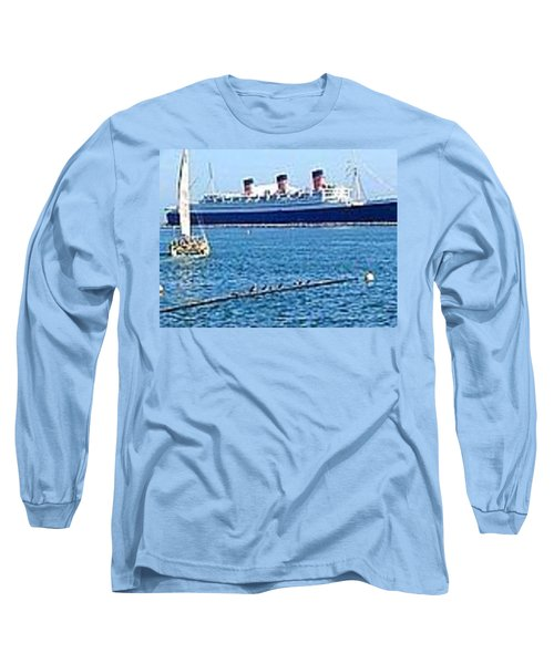 Queen Mary Long Sleeve T-Shirt