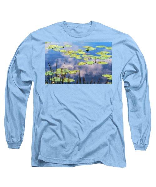 Quiet Reflections Long Sleeve T-Shirt