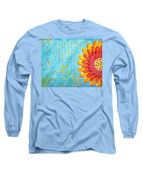 Radiance Of Christina Long Sleeve T-Shirt