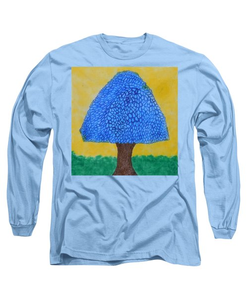 Rain Harmony Tree Long Sleeve T-Shirt