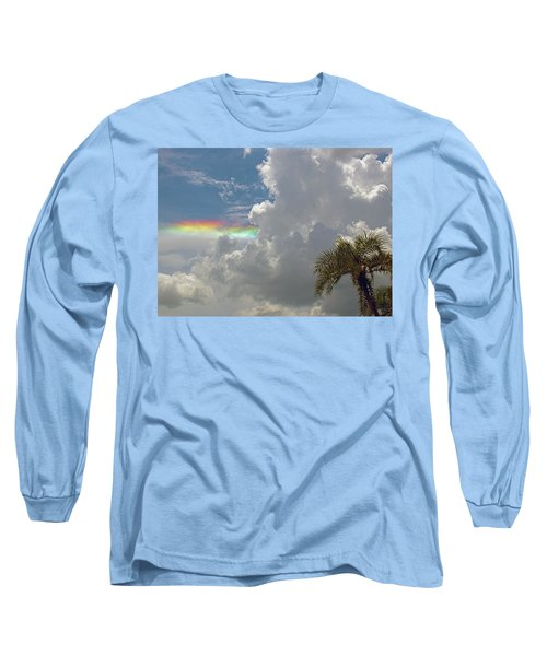 Rainbow To Nowhere Long Sleeve T-Shirt