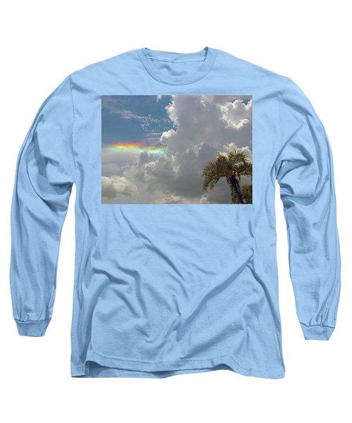 Rainbow To Nowhere Long Sleeve T-Shirt
