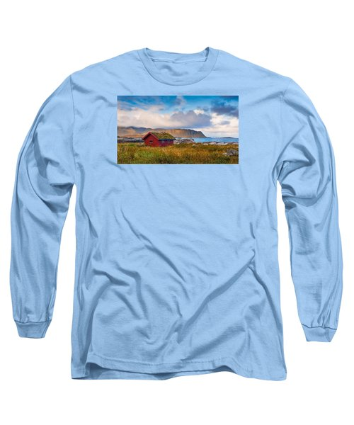 Ramberg Hut Long Sleeve T-Shirt