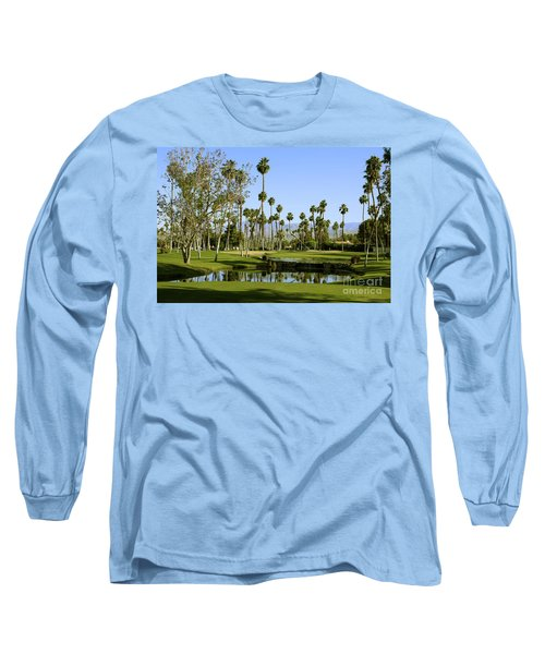 Rancho Mirage Golf Course Long Sleeve T-Shirt