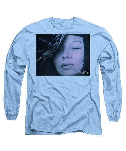 Screen #38 Long Sleeve T-Shirt