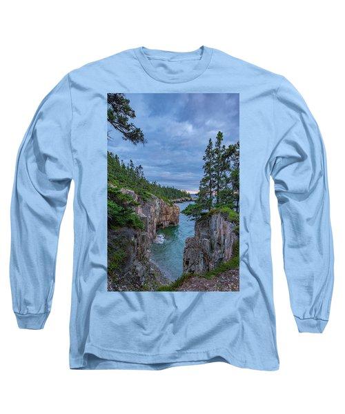Raven's Nest Sunset Long Sleeve T-Shirt