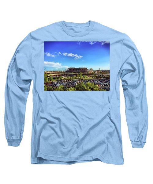 Ravens Stadium Long Sleeve T-Shirt