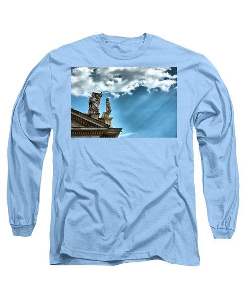 Reaching The Sky Long Sleeve T-Shirt