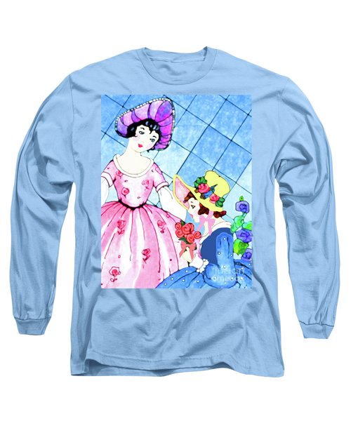 Ready For The Party Long Sleeve T-Shirt