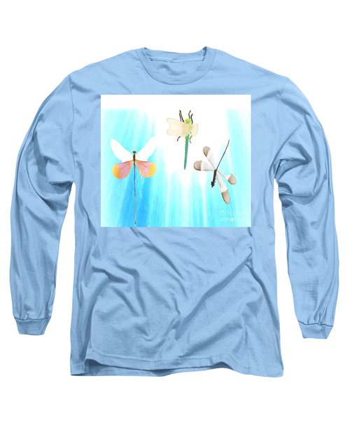 Realization Of Life Long Sleeve T-Shirt