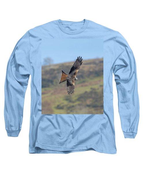 Red Kite Long Sleeve T-Shirt