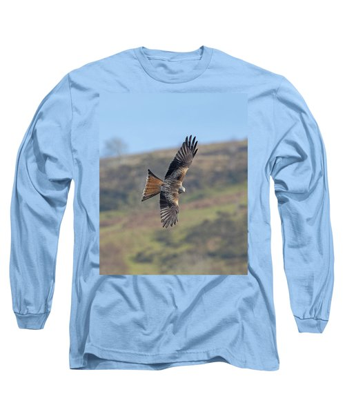 Red Kite Long Sleeve T-Shirt