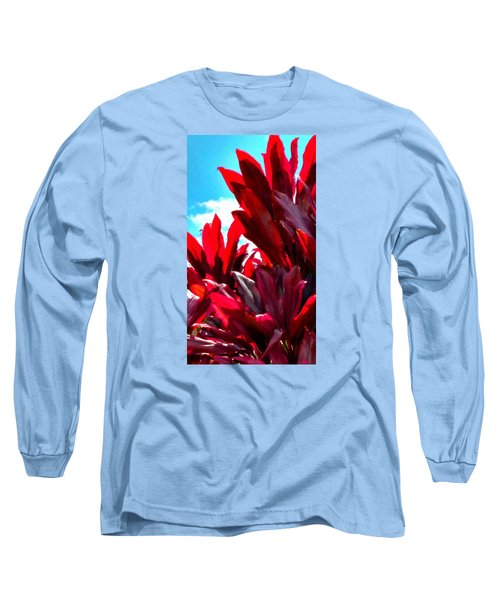 RED Long Sleeve T-Shirt