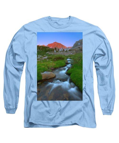 Red Mountain Long Sleeve T-Shirt